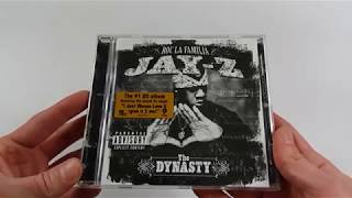 "Unboxing: JAY-Z ""THE DYNASTY: ROC LA FAMILIA"""