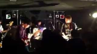 2013年3月31日 熊谷BLUE FORESTで高校卒業記念ライブ。