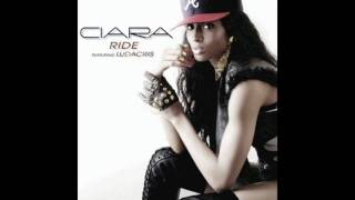 "Ciara featuring Ludacris ""Ride (Matt Pendergast Remix)"""