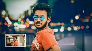 Boekh photo effect | Photoshop  manipulation tutorial