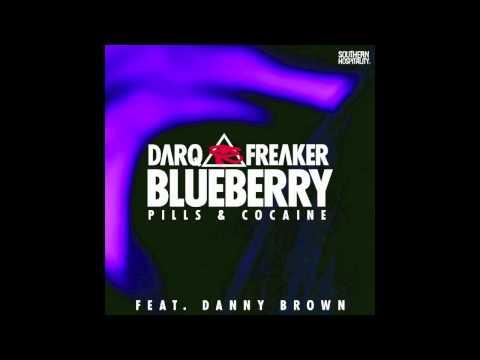 Darq E Freaker - Blueberry (Feat. Danny Brown) (Star Slinger Remix)