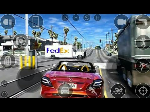 Gta San Andreas Mod V1.0.8 Apk Download
