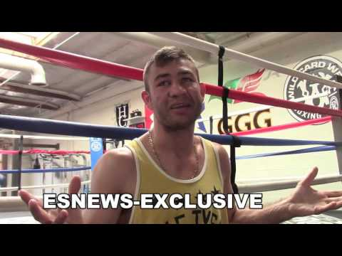 Conor Mcgregor Sparring Partner Chris Van Heerden On Working With The UFC Star Esnews Boxing