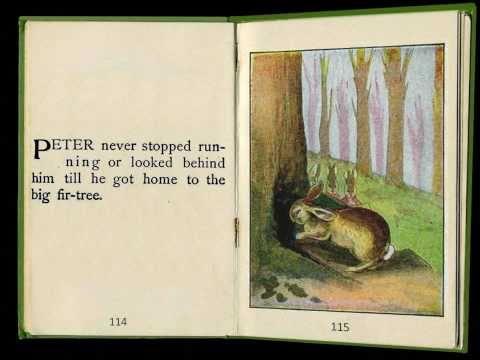 Peter Rabbit Beatrix Potter Altemus 1904