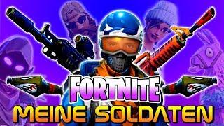 FORTNITE ⚡ Rette die Welt - Meine Soldaten an der Front #264 ⚡ Let's Play FORTNITE - MaikderIV