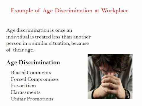 Types of Discrimination at Workplace in Australia