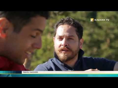 """Travel hackers"" #6 (26.11.2016) - Kazakh TV"