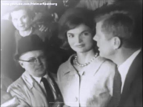May 11, 1960 - Senator John F. Kennedy after West Virginia Primary Victory, Kanawha Hotel Charleston