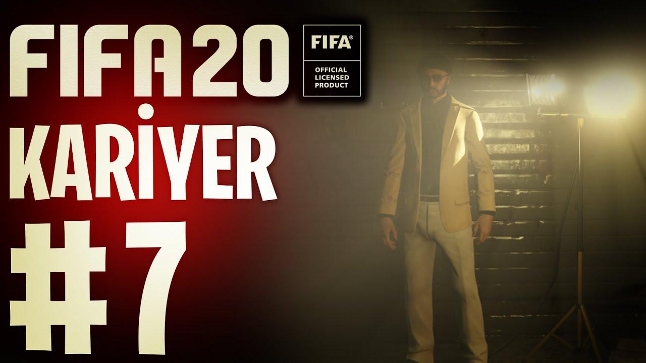 Polis Messi'nin Peşinde! // Fifa 20 Kariyer GTA 5 Roleplay Bölüm 7 // S4#24