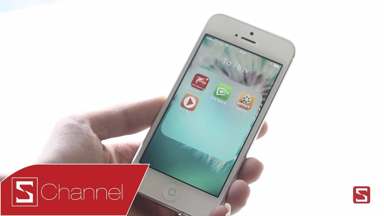 Schannel – Tổng hợp các ứng dụng xem Bóng Đá trên di động – CellphoneS