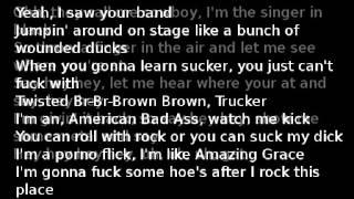 Kid Rock - Redneck Paradise [Lyrics]