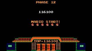 NES Game: Wrecking Crew (1985 Nintendo)