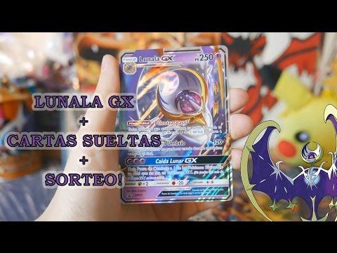 Apertura LATA LUNALA GX + Cartas Sueltas + SORTEO!!