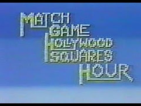 Match Game Hollywood Squares Hour Powerpoint 2016 Template Youtube