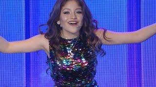"""Soy Luna canta en vivo """"Valiente"""" - Susana Giménez thumbnail"""