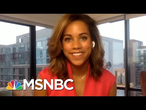 Where Trump, Biden Stand On Public Confidence In Law And Order | Morning Joe | MSNBC