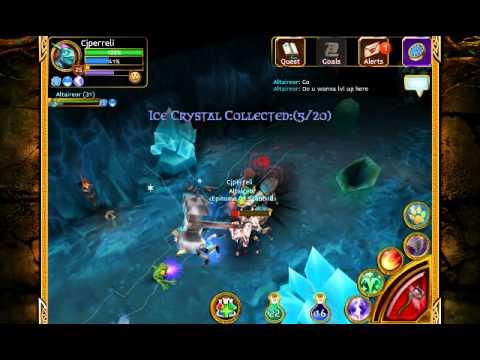 Arcane Legends W/ CJPerreli - CRYSTAL CLEAR - Part 92