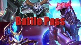 Paladins: Battle Pass Information - Similar Format to Fortnite