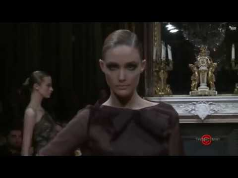Talbot Runhof - Paris Fashion Week Fall / Winter 2011- 2012 Couture Runway  Collection