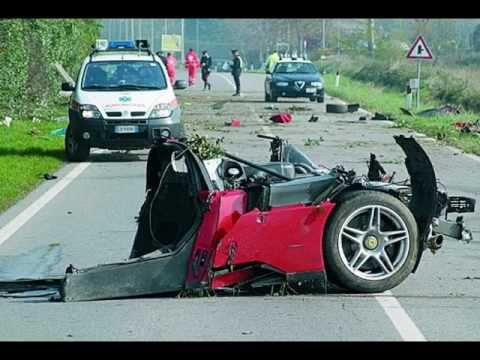 Unbelievable Car Crashes Breaking The Laws Of Physics Youtube