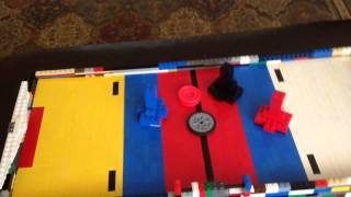 Lego Hockey Table
