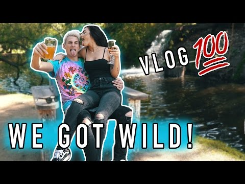Thumbnail: MY GIRL DID THIS FOR MY 100th VLOG! (Huge Announcement!)