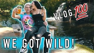 MY GIRL DID THIS FOR MY 100th VLOG! (Huge Announcement!)