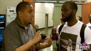 TERRELL GAUSHA DISCUSSES 'HARD, COMPETITIVE' FIGHT WITH MARTINEZ, SAYS HE EDGED THE WIN