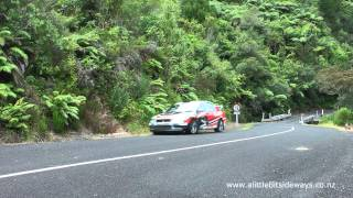 NZ Hill Climb Champs - Golden Cross Rd, Waihi - Part One