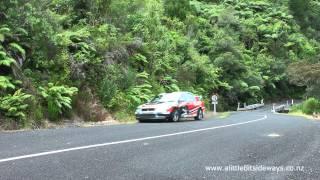 NZ Hill Climb Champs - Golden Cross Rd, Waihi - Part One