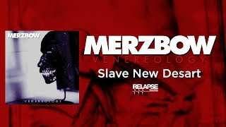 MERZBOW - Slave New Desart (Official Remastered Audio)