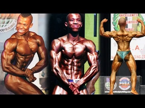 Teenager Takes Bodybuilding World By Storm