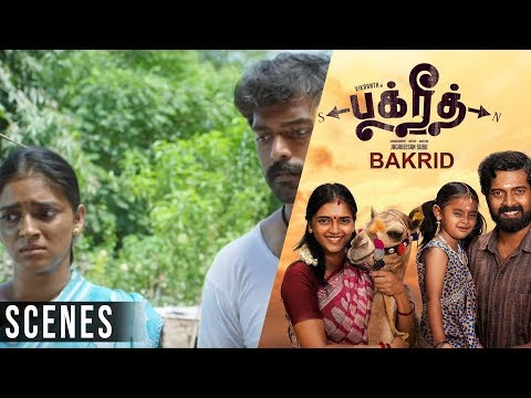 Doctor Came To Treat Sara Scene| Bakrid Tamil Movie Scenes | Vikranth, Vasundh