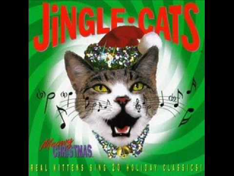 Cute Birthday Wallpaper Jingle Cats Meowy Christmas Youtube