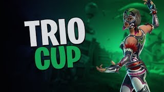 "Trio Cup Finals 9/10 (38P.) | Code ""Jur3ky"" in item shop 