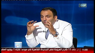 القاهرة والناس | تجميل الأسنان وتصميم إبتسامة جميلة مع دكتور شادى على حسين فى الدكتور