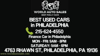 Finance Car in Philadelphia | the basics of auto financing in  Philadelphia
