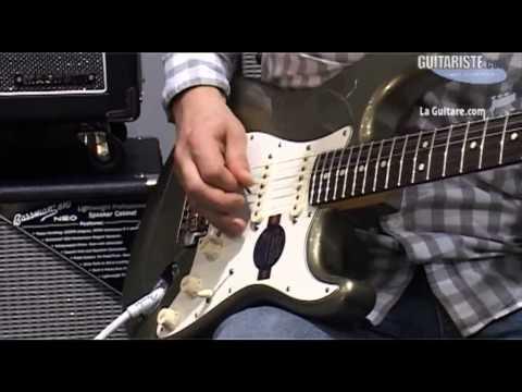 [Musik Messe 2012] Fender Stratocaster American Standard