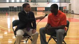 Hurricanes Basketball Media Day: Durand Scott 1-on-1
