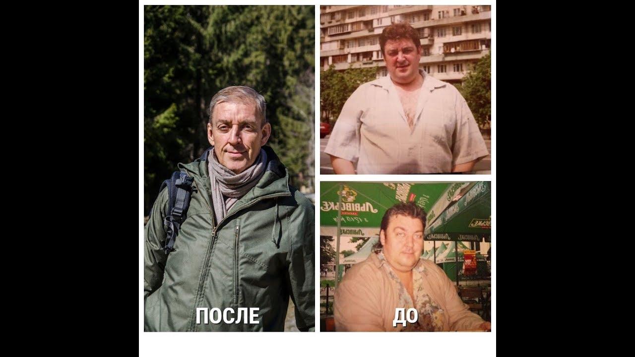 как вылечить диабет и похудеть на 95 кг - Владимир,г.Киев (участник программы по сухому голоданию)