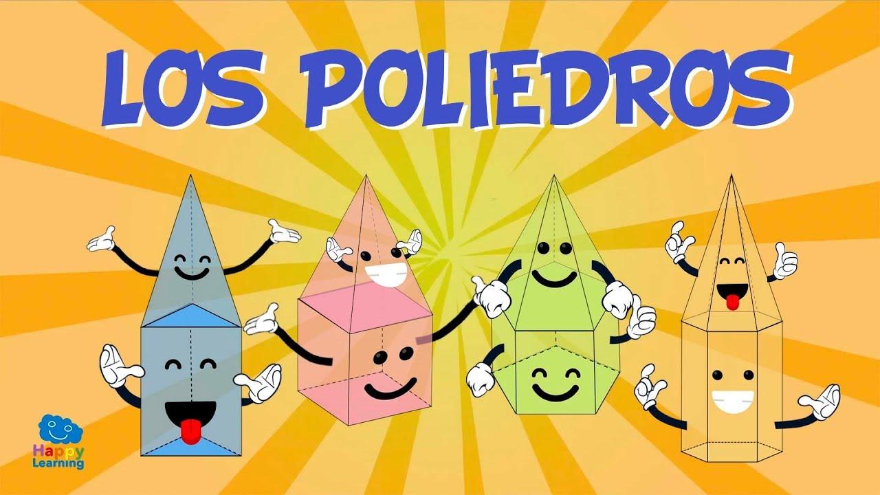 Video: Los poliedros