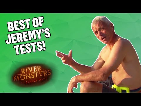 Best Of Jeremy's Tests - River Monsters