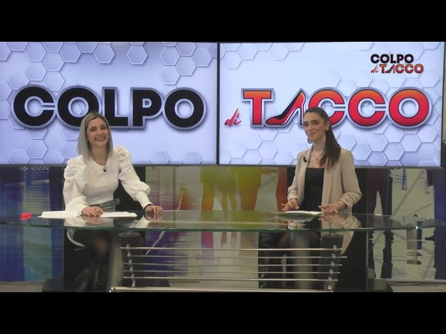 COLPO DI TACCO: L'intervista alla giocatrice di Bowling Helga Di Benedetto e a Cosimo Zecca