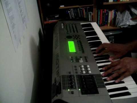 Chocolate High- India Arie and Musiq- Piano Instrumental