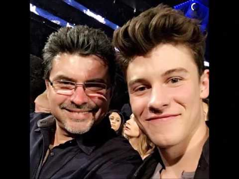 Shawn Mendes & Family - YouTube