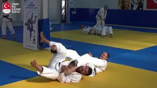 24 Judo Antrenörü TMOK Destekleri ile Yapılan IJF Academy 2. Kademe Antrenörlük Kursu'na Katıldı