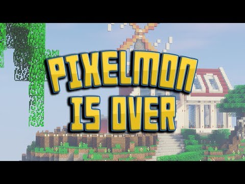 Pixelmon Got Shut Down, What's Going to Happen Now?