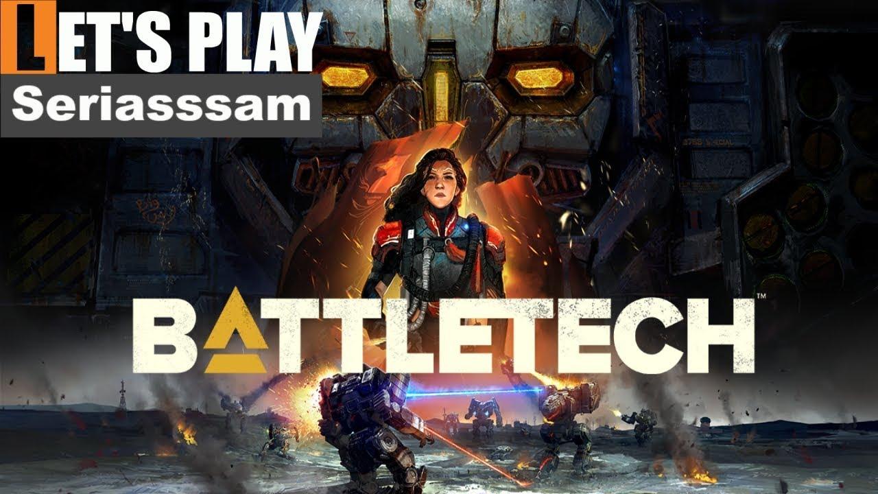 Story Mission - Liberation Panzyr #1 | BattleTech - BattleTech Gameplay  Walkthrough – Part 22