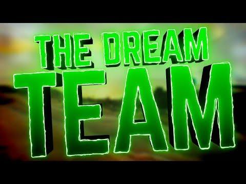 THE DREAM TEAM! (PUBG)