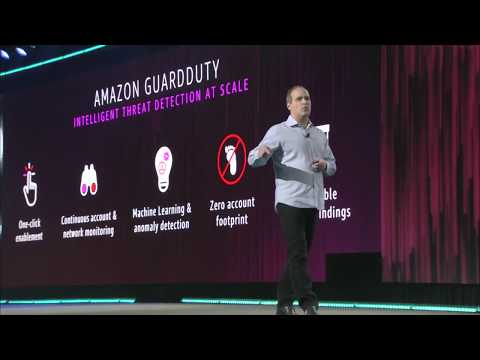 AWS re:Invent 2017 - Introducing Amazon GuardDuty